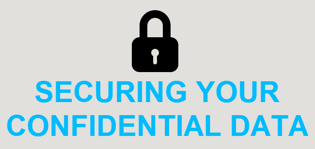 Securing your confidential data